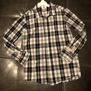 Old Navy boys button down oxford